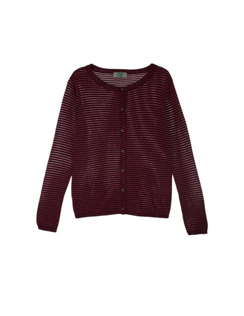 Suéter a rayas Piquenique algodón para niña 3c426dab04f1